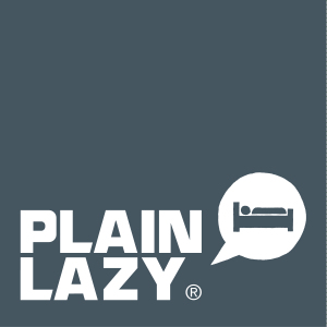 Plain Lazy Logo_June 12